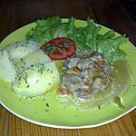 recette sauté de porc aux petits légumes