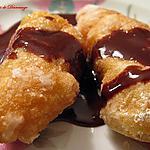 recette Pâte à choux frite