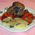 recette Jarrets de porc à l'Italienne