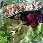 recette courgette farcies au thon