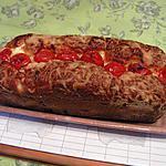 recette Cake à la grecque