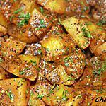 recette Curry de pommes de terre bengalais