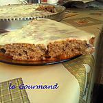 recette Gâteau aux noix et aux dattes