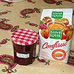 recette Confiture de framboises et fraises des bois