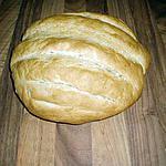 recette boule de pain vite fait