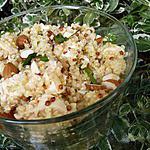 Salade quinoa-poulet-fêta
