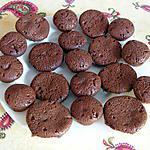 recette Petits fondants au chocolat