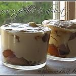 recette Tiramisu pêches et abricots