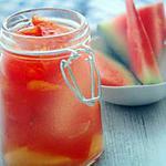 recette Confiture de pastèque