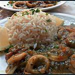 recette Rondelles de calamar à ma façon