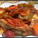 recette Tajine de poisson au four à la marocaine