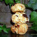 recette cookies salés aux tomates confites et pignons