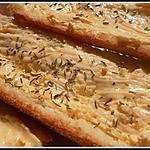 recette Bruschette fromage-thym