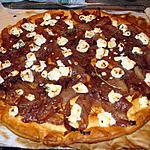 recette tarte aux échalotes confites
