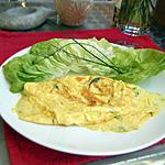 recette Et si le bonheur était une omelette aux oeufs frais ?