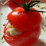 recette Tomates coktails aux anchois