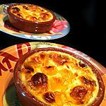 recette Clafout'flan light aux Mirabelles !