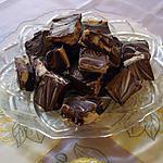 recette Marbré chocolat en petites bouchées
