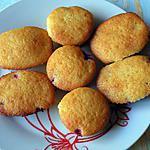 recette Mini muffins aux groseilles