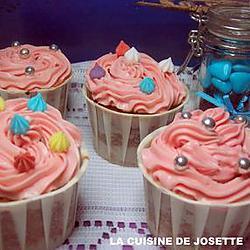 cupcakes : recette cupcakes a la vanille