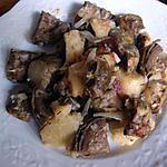 recette artichauts du jardin en ragout