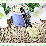 recette Purée à l'huile d'olive aux pignons et au parmesan