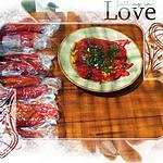 recette Poivrons rouges grillés à congeler