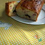 recette cake aux pruneaux et jambon