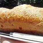 recette Cake crémeux au jambon et fromage
