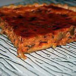 recette tarte à la ratatouille