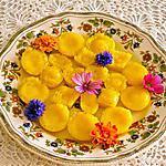 recette PETITES FRIANDISES AUX CHOCOLAT BLANC AU MICRO-ONDES