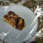 recette Omelette aux rousquilles