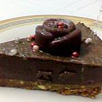 recette Gâteau mousse chocolat