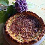 recette tarte basilic jambon froide