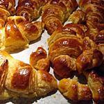 """recette ~ croissants au beurre """"mmm"""" ~"""