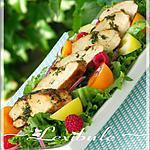 recette Salade de poulet à la californienne
