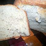 recette brioche sans beurre au yaourt, levain et banane
