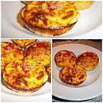 recette Quiche lardons tomates ( ou ce qu'on veut ;P )