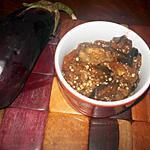 recette Confiture d'aubergine aux épices