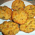 recette Cookies thon et olives vertes