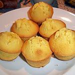 recette Dents de loup ( faites dans un moule à muffins )