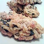 recette Quenelles de riz aux courgettes et parmesan