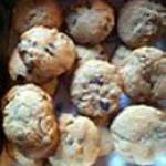recette cookies noix et chocolat