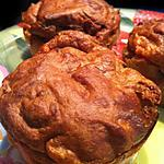 recette Diet' Muffins Chèvre Tomate (sans oeufs) !