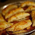 recette Empanadillas à l'agneau et au chorizo
