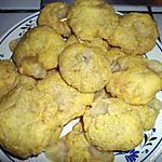 recette Cookies salés aux fromages
