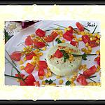 recette Galettes de crabe en tartare