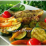 recette Poêlée de poisson rapide