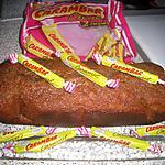 recette CAKE AU CARAMBAR HUMMMMM!!!!!! C'EST TROP BON