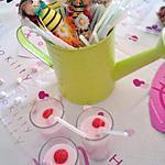 recette Mini milk shake au bonbons
